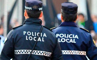 Convocatoria de 109 plazas de auxiliar de Policía local en varios ayuntamientos de Galicia