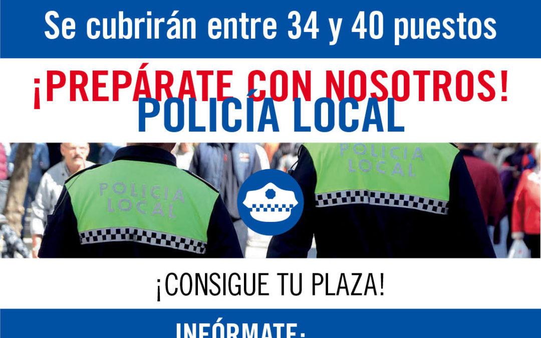La Xunta de Galicia prepara una nueva convocatoria conjunta de Policía Local
